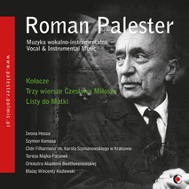 Roman Palester - Vocal & instrumental music
