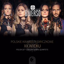 Diverso String Quartet - Polish 20th Century String Quartets